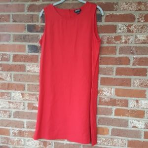 New York & Co red dress